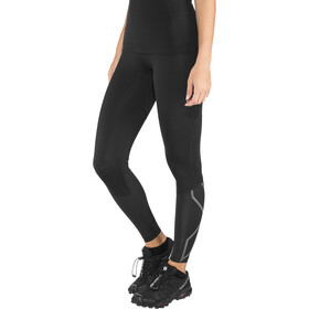 2XU Run Mid Rise Compression Tights Women black/ black reflective